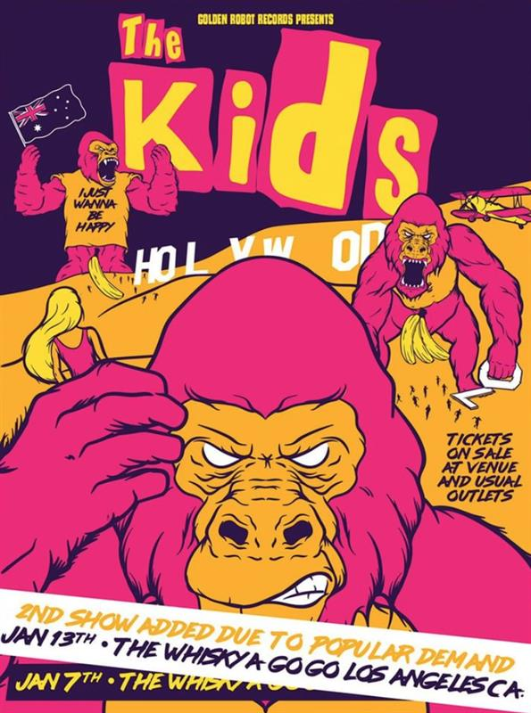 The Kids poster